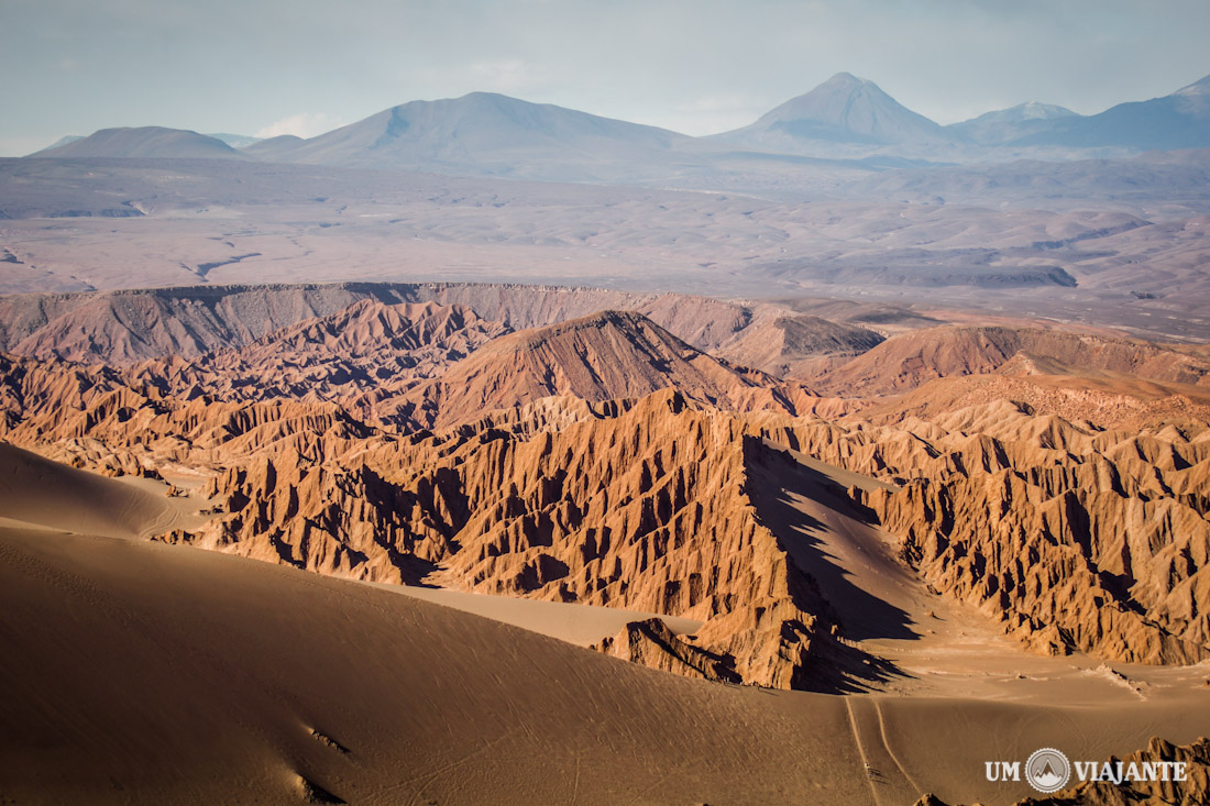 Death Valley - Atacama Desert