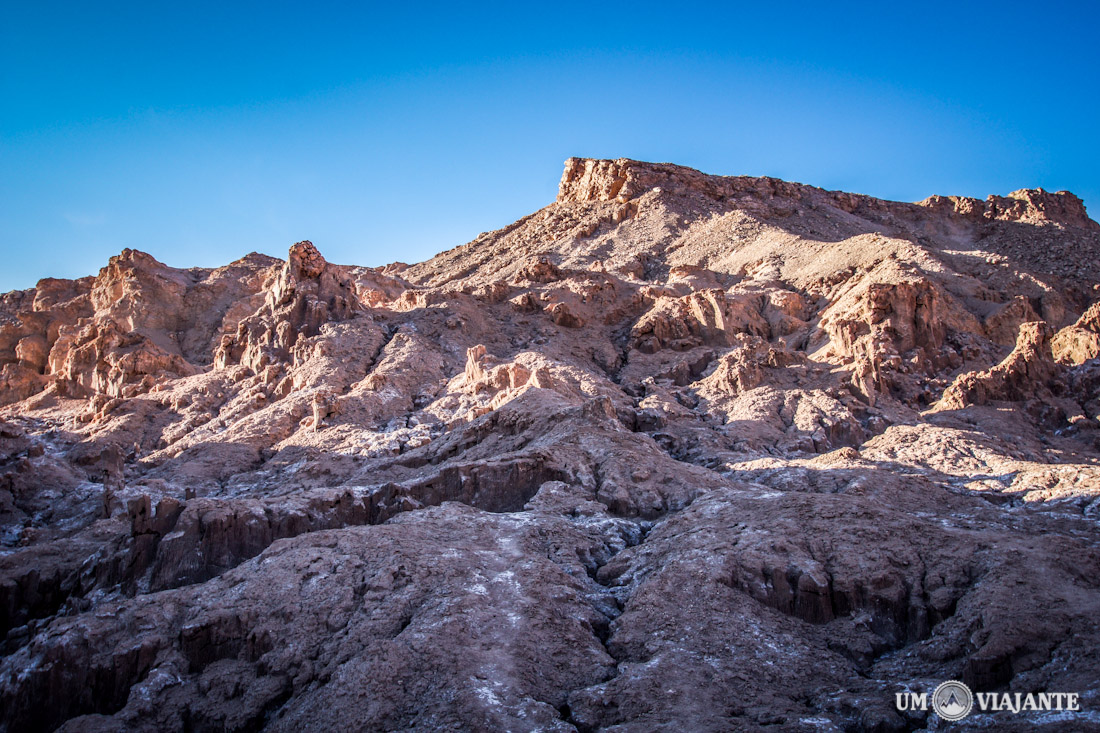 Moon Valley - Atacama Desert, Chile